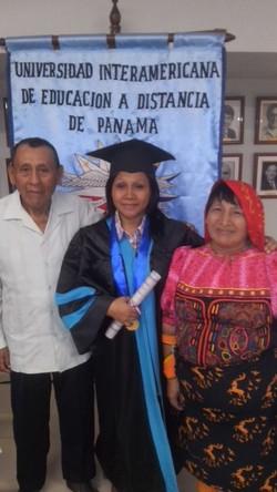 4ta Graduación UNIEDPA 2014