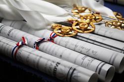 V Graduación UNIEDPA - 2013