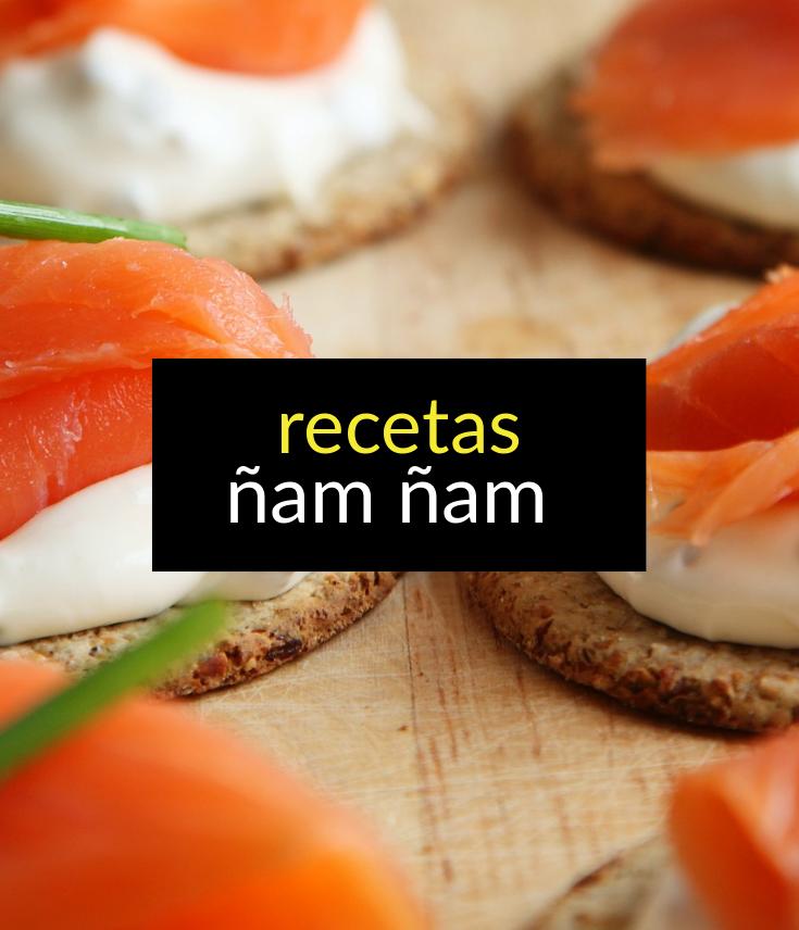Recetas Ñam Ñam