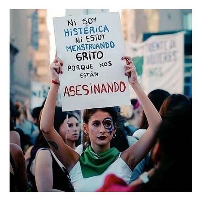 feminismo o Femicidio