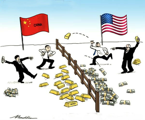Empezó la Guerra Económica China Vs USA