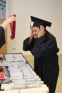 V Graduación UNIEDPA - 2013.