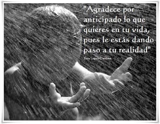 Agradece