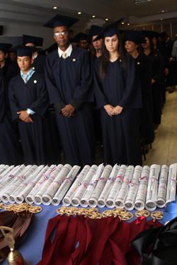 IV Graducación UNIEDPA - 2013.