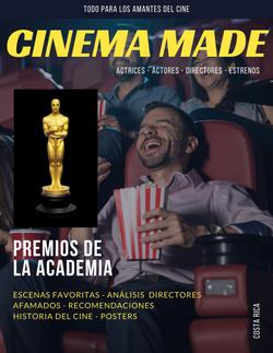 CINEMA MADE Magazine Cover
