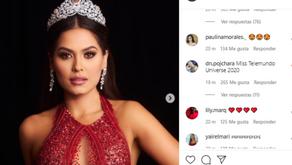 Resumen del certamen Miss Universo 2020 -2021.