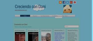 PÁGINA - OFICIAL - Creciendo con Dani