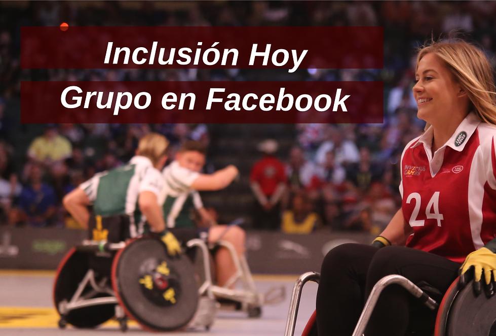 Grupo sobre discapacidad e inclusión social