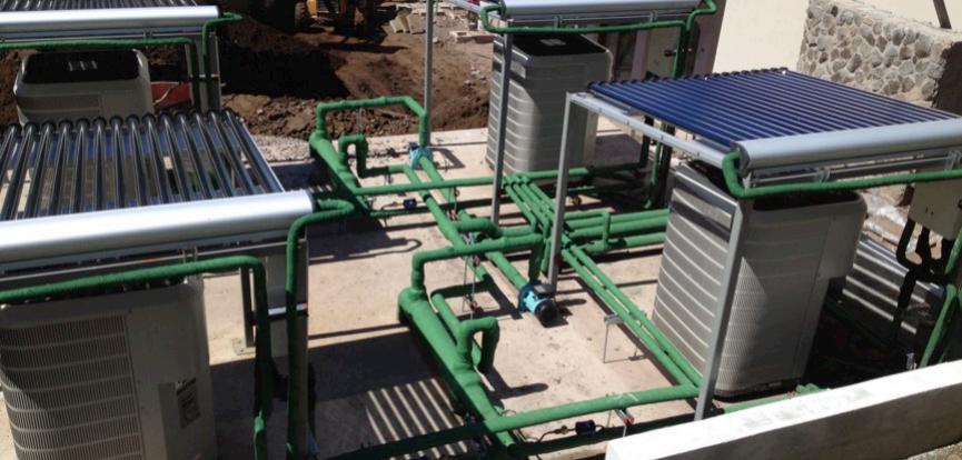 Colectores solares - Energy Saver