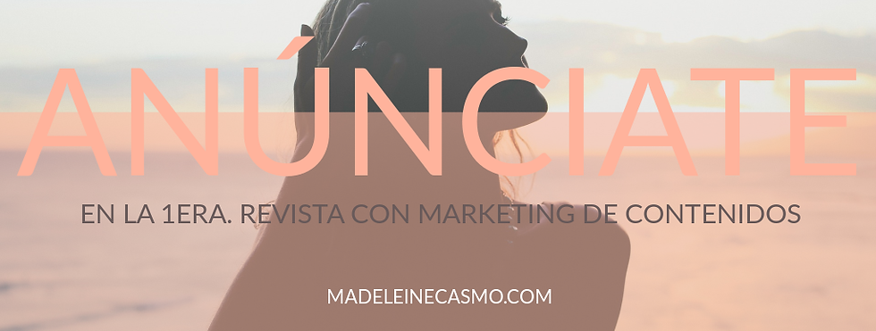 1era. Revista de contenido de marketing de Costa Rica