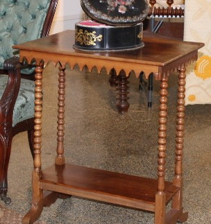 Sewing Side Table