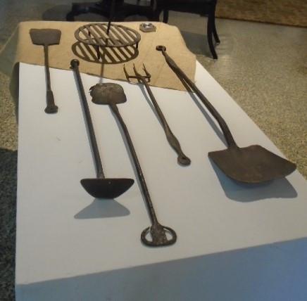 Iron Fire Tools
