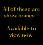All of these are show homes - Available
