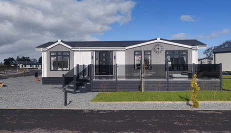 Lodges with hot tubs St Andrews