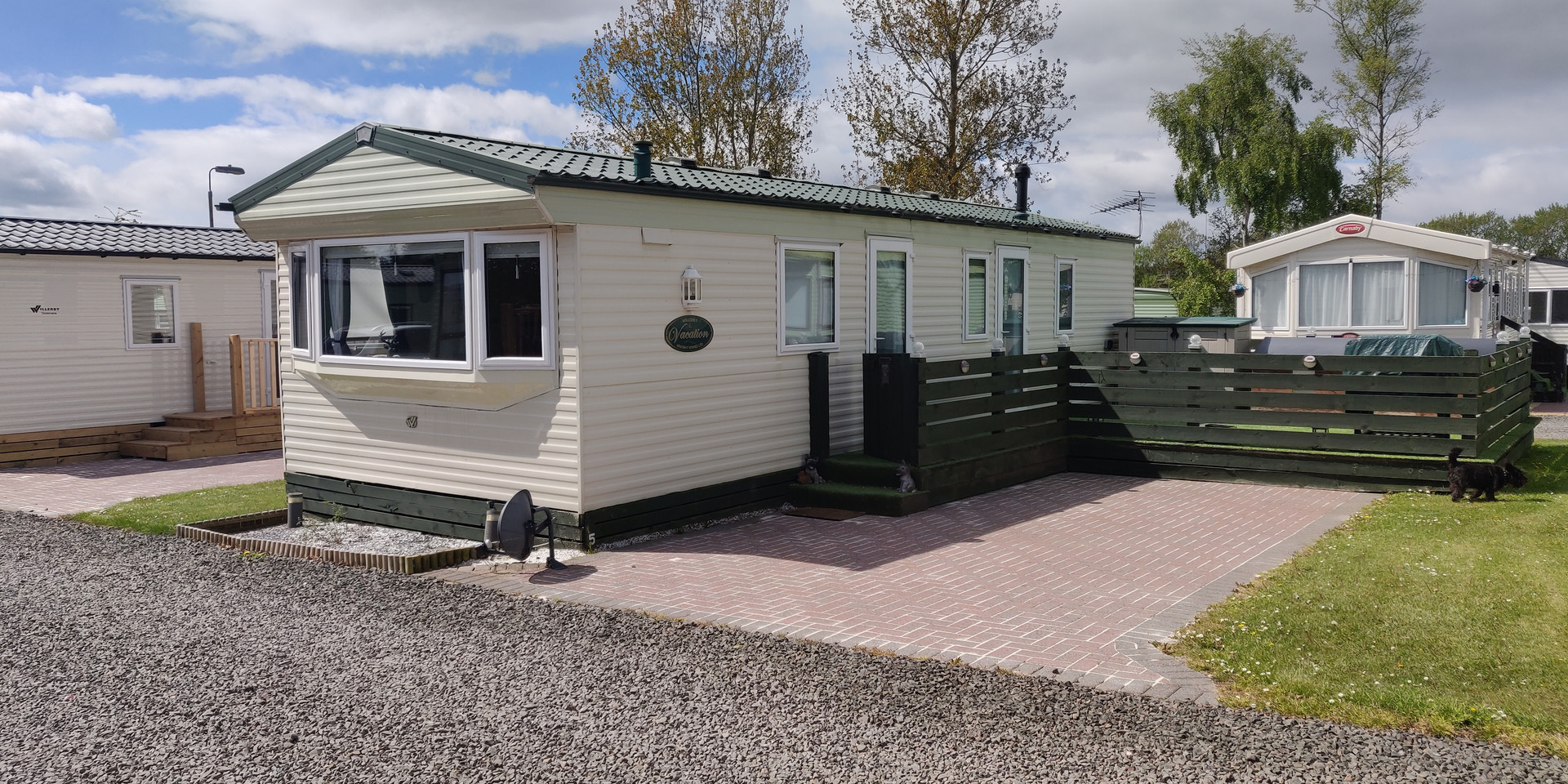 Willerby Vacation External