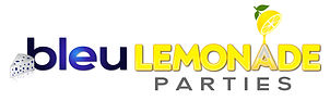 bleu lemonade parties