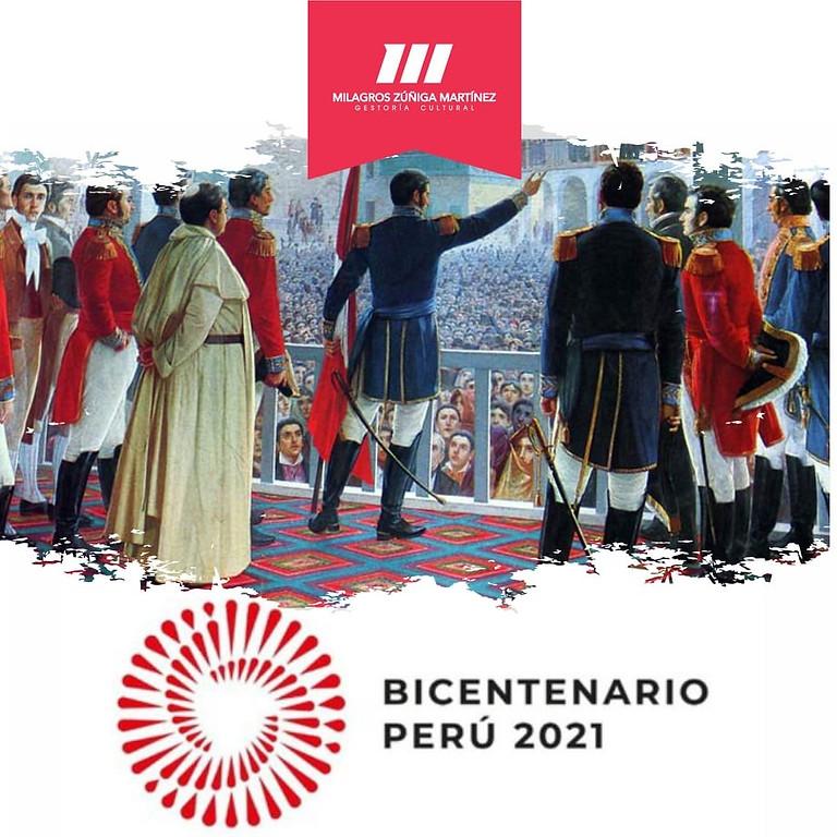 Arte al Bicentenario del Perú