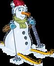 bonhomme-de-neige-en-ski-clipart-gratuit