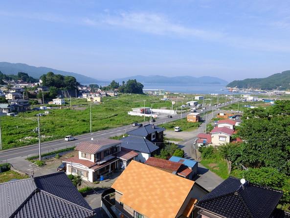 Restrarion Planning for Devastated Kirikiri Area, Otsuchi Town