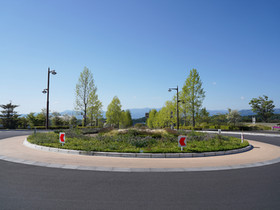Planting Design for Roundabout