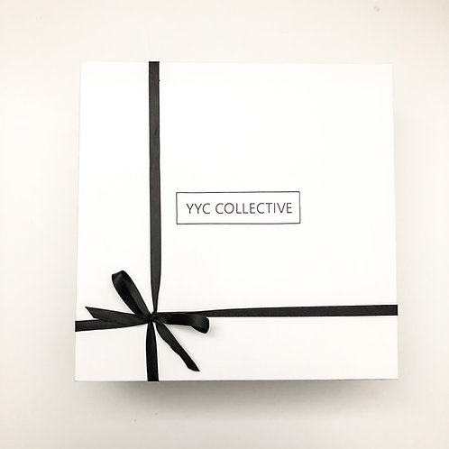 YYC Collective - White Gift Box