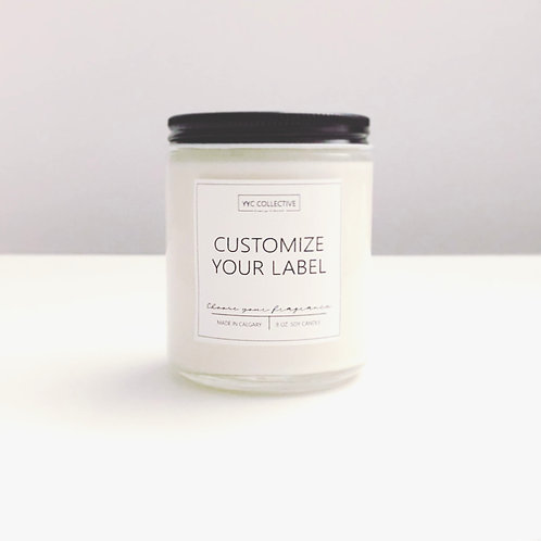 Customize Your Own Candle