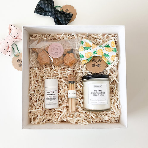 'Cutest Pup in Town' Gift Box