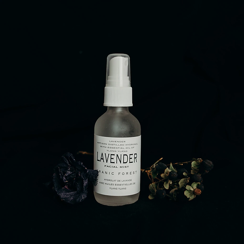 Pranic Forest - Lavender Facial Mist