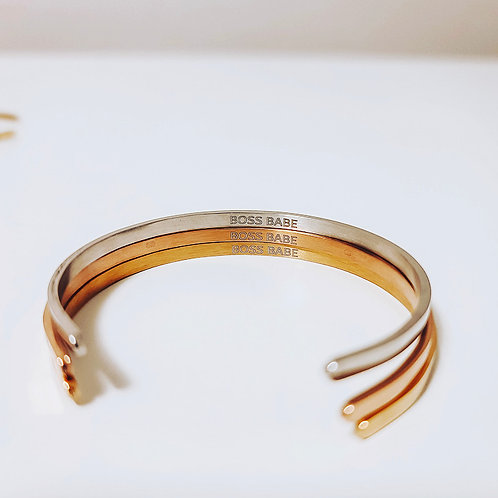 YYC Collective - Boss Babe Bangle