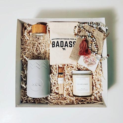 Badass + Beautiful Gift Box