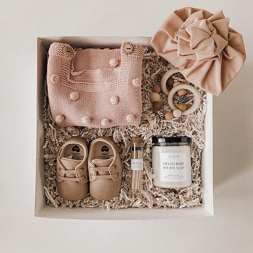 'Hello Baby' Gift Box (Rose)