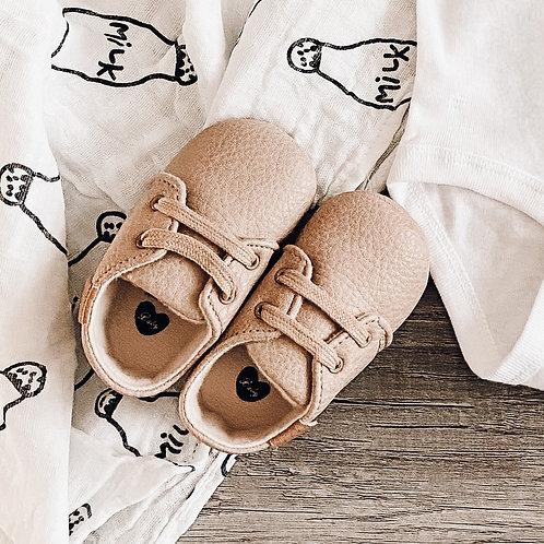 Millie's Little Closet - Faux Leather Shoes