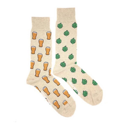 Friday Socks Co. Men's Hops & Beer Socks