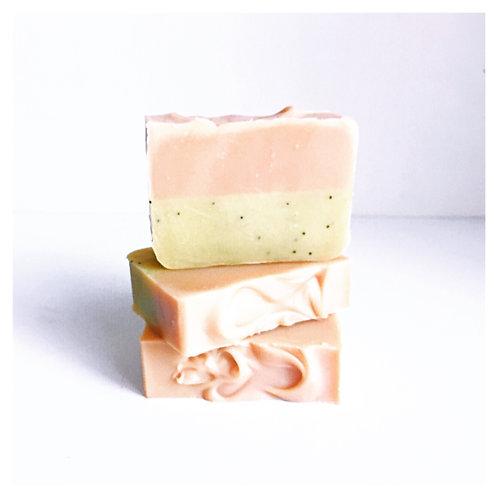 Lamb's Soapworks - Rhubarb Citrus Soap Bar