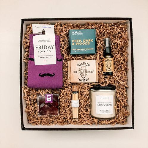 The Gentleman's Gift Box
