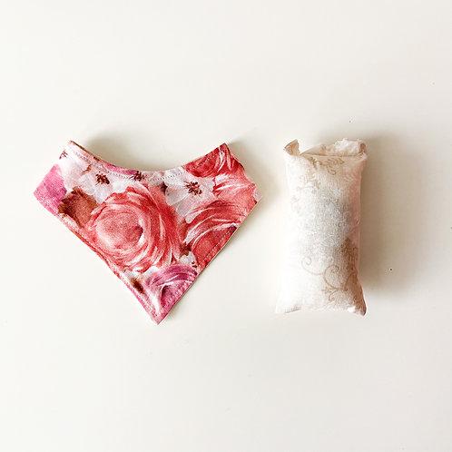 Stitch & Cedar - Rosy Dreams Pet Bandana