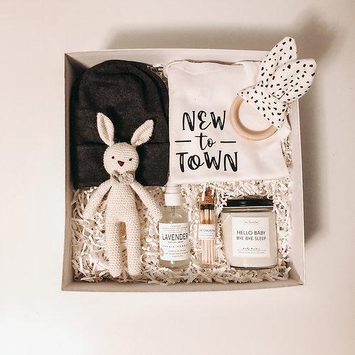 Hello Baby, Bye Bye Sleep Gift Box Little Dude