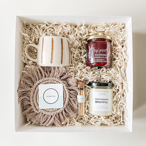 'Good Morning Beautiful' Gift Box