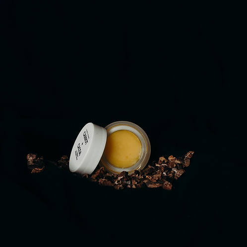 Pranic Forest - Carrot + Cacao Lip Balm