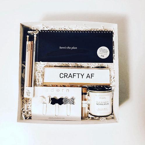 Crafty AF Gift Box