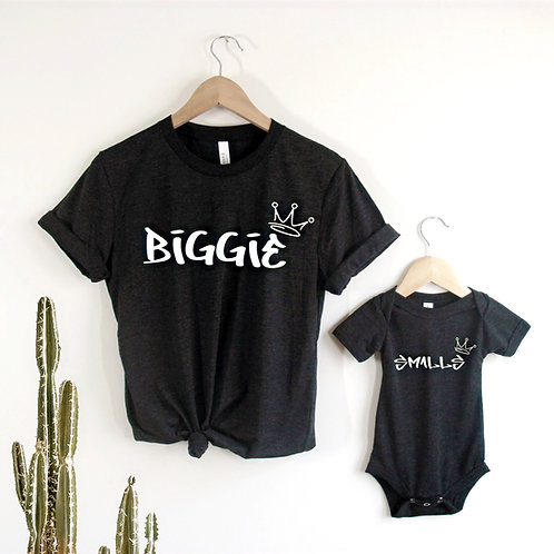 YYC Collective - 'Biggie Smalls' Unisex T-shirts