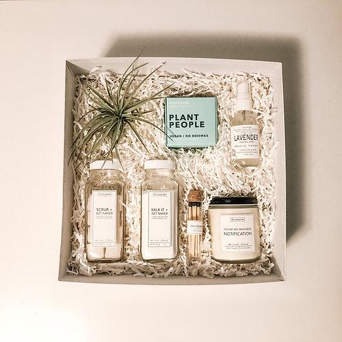 Soak + Get Naked Gift Box