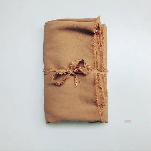 Blanket Scarf - Nutmeg