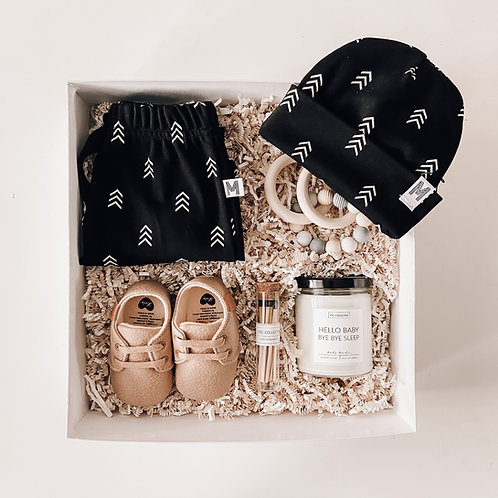 'Hello Baby' Gift Box (Arrows)