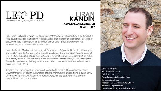 Instructor Liran Kandin LexPD.png