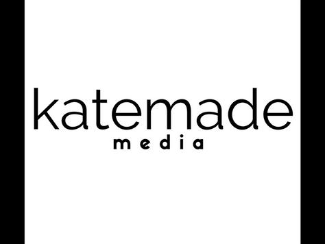 katemademedia Launch!