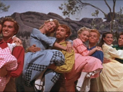 Swing in National Tour of 7 Brides for 7 Brothers