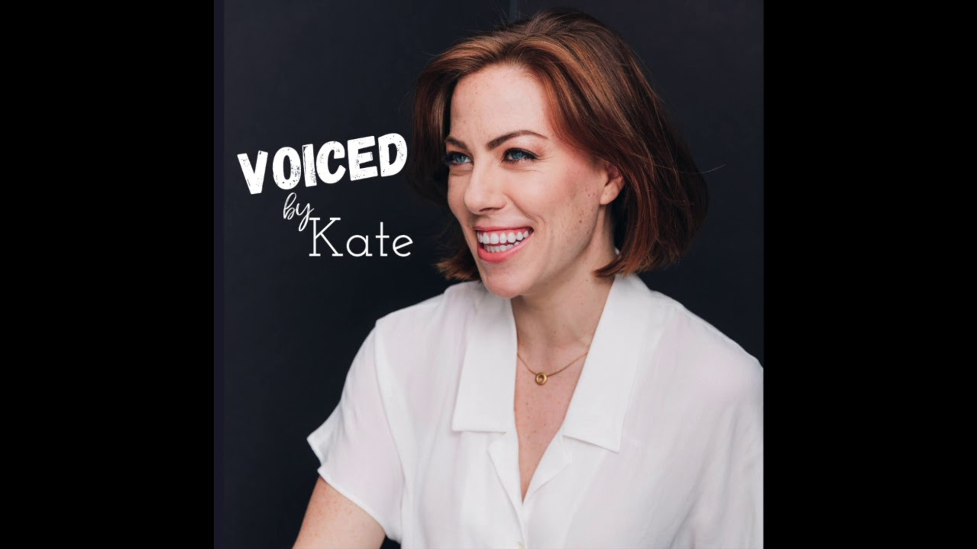 Kate's Voiceover Reel