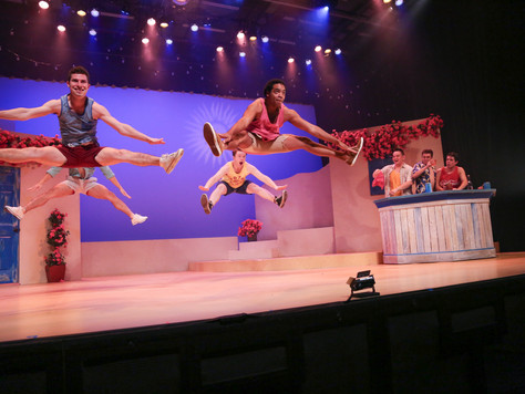 Mamma Mia makes Top 5 Theatre 2018