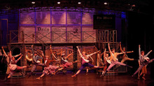 Newsies at Lyric Stage a hit!